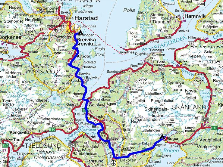 kart over harstad Kart Harstad   inord.::. kart over harstad