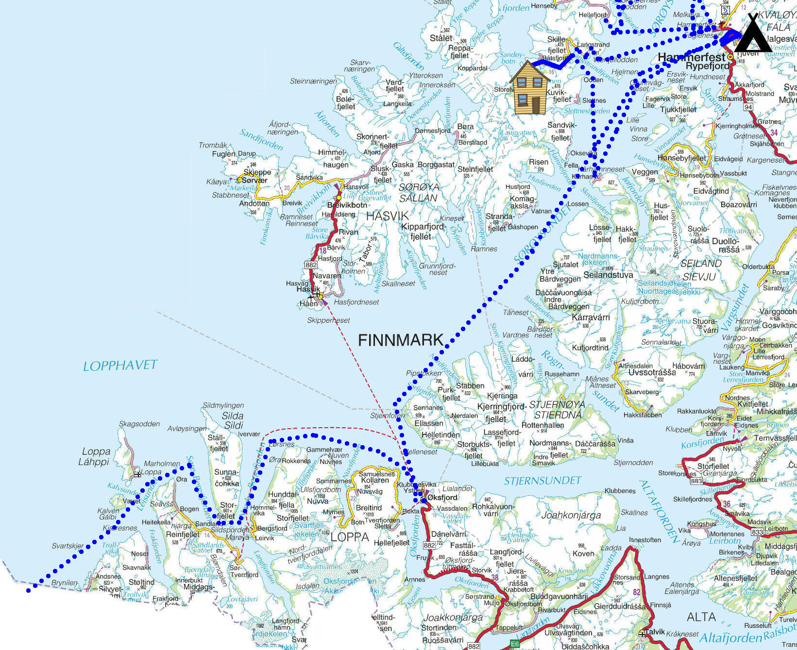 drangedal Hammerfest